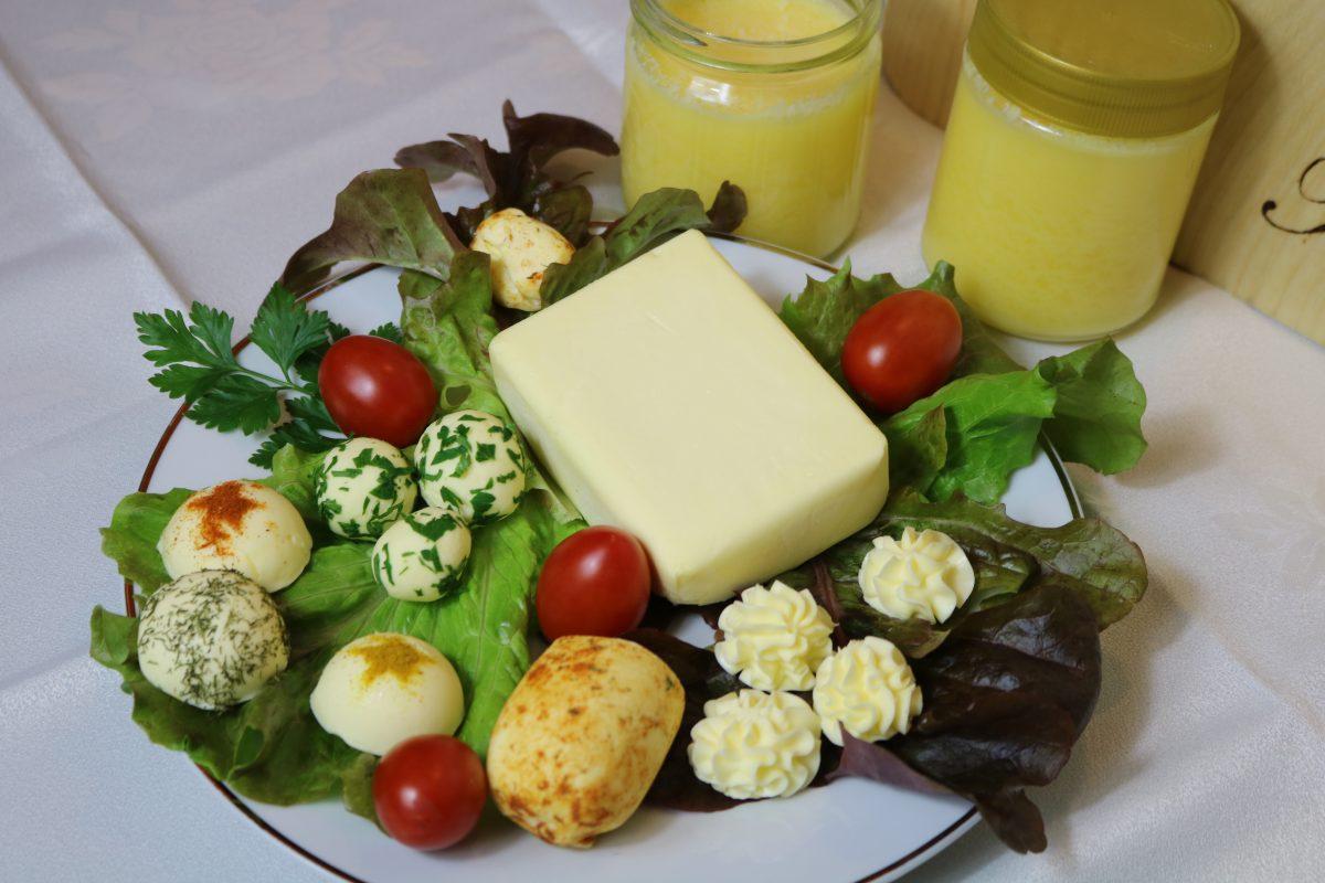 Tipps und Rezepte rund um die Butter - Kalinkas Kueche