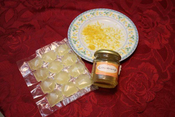 Zitronensaft auf Vorrat herstellen - Kalinkas Kueche