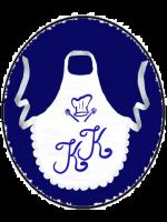 Logo mit Schürze