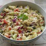 Schneller Couscous-Salat in nur 15 Minuten