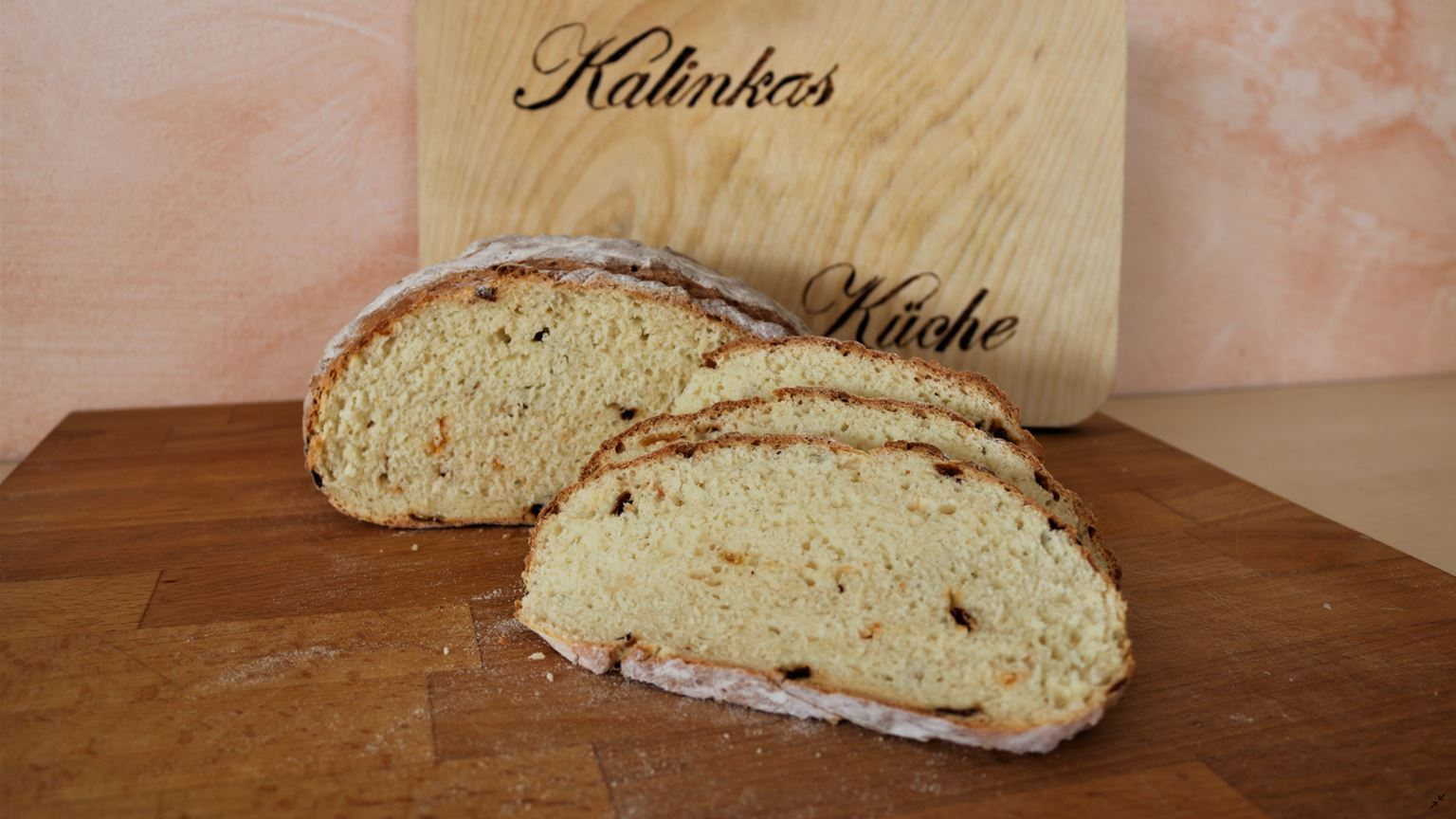 Das schnellste Brot der Welt – Sodabrot / Kefirbrot